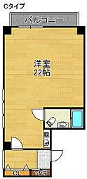 タイホウスクエア[6階]の間取り