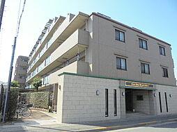 ライオンズプラザ武蔵新城[5階]の外観