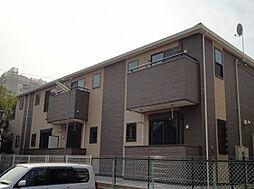 東京都板橋区前野町1丁目の賃貸アパートの外観
