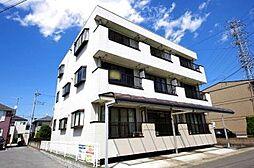 栃木県宇都宮市中今泉4丁目の賃貸マンションの外観