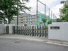 西東京市立青嵐中学校 距離160m