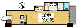 TKアンバーコート大町[2階]の間取り