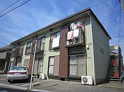 埼玉県川口市元郷1丁目の賃貸アパートの外観