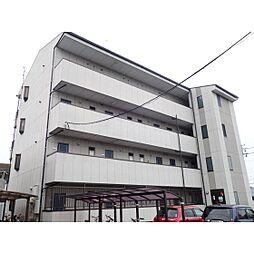 静岡県浜松市北区根洗町の賃貸マンションの外観
