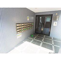奈良県奈良市南京終町2丁目の賃貸マンションの外観