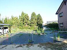 上下水道敷地内引込済みと設備の面も整っております。