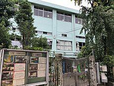 小学校大井第一小学校まで656m