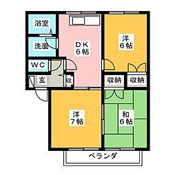 いこいの広場駅 4.8万円