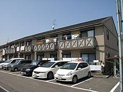大阪府和泉市伯太町2丁目の賃貸アパートの外観