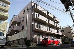 八幡パークマンション[3階]の外観