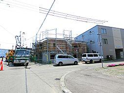 MONI HIBARIGAOKA(モニヒバリガオカ)[3階]の外観