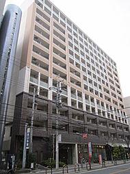 パークフラッツ江坂(旧ハビテ江坂)[0201号室]の外観