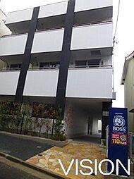 ファブール志村[101号室]の外観
