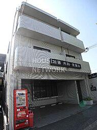 京都府京都市北区大将軍西町の賃貸マンションの外観