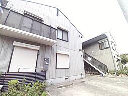 兵庫県神戸市東灘区御影中町8丁目の賃貸マンションの外観
