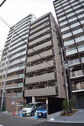 レジデア西本町[6階]の外観