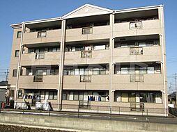 グランディール雅[4階]の外観