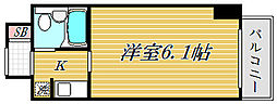 プレスティ・ウィン錦糸町[4階]の間取り