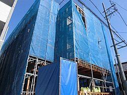 (仮称)中杉町1丁目新築アパートB棟[1階]の外観
