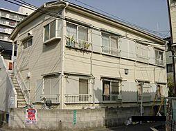 柿沢ハイツ[203号室]の外観