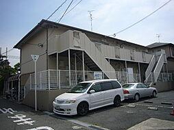 サンハイツ霞ヶ丘[2階]の外観