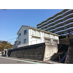 富士美荘[203号室]の外観
