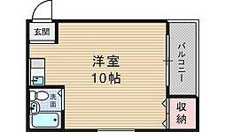 アウトバーンGK[6階]の間取り