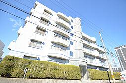 マンション外堀川[202号室]の外観
