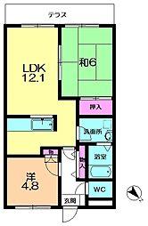 高の原駅 6.0万円
