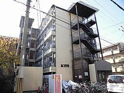 ロイヤルコーポタカハラ[4階]の外観