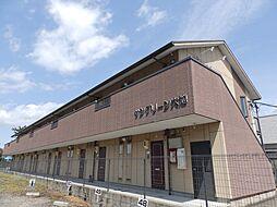 三重県鈴鹿市大池3丁目の賃貸アパートの外観