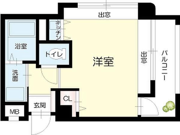 加古川尾上ヤングパレス 3階の賃貸【兵庫県 / 加古川市】