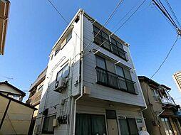 長田ハイツ[3階]の外観