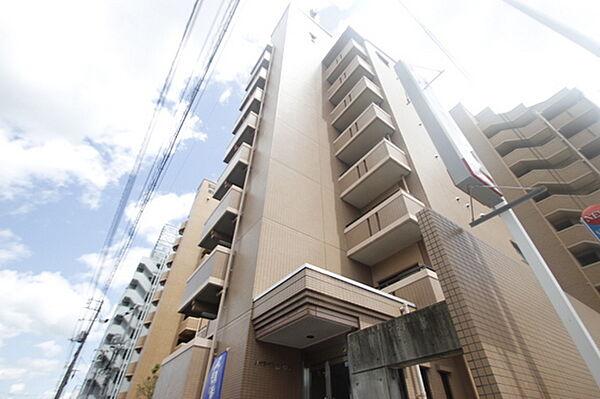 広島県広島市南区西霞町の賃貸マンション