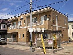 [テラスハウス] 青森県青森市緑2丁目 の賃貸【青森県 / 青森市】の外観