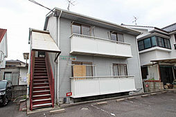 広島県安芸郡府中町鶴江2丁目の賃貸アパートの外観