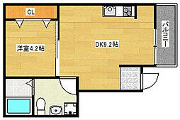 FDS AXIA3[1階]の間取り