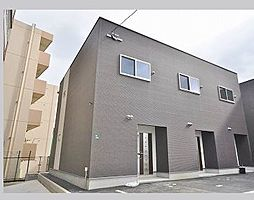 福岡県北九州市八幡西区陣山2丁目の賃貸アパートの外観