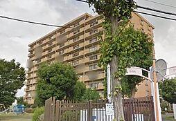 神奈川県茅ヶ崎市今宿の賃貸マンションの外観