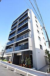 クレストコートTS吾妻橋[4階]の外観