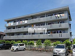 LaLa柿乃木坂[4階]の外観
