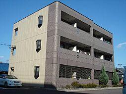 愛知県小牧市外堀3丁目の賃貸マンションの外観