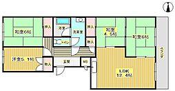 桜ヶ丘シティハウス[2階]の間取り