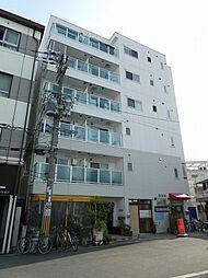 フモセ西田辺[2階]の外観