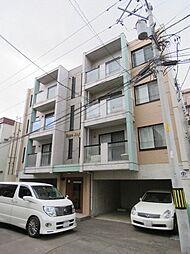 ローズロイN28[3階]の外観
