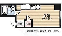 舟入本町駅 2.3万円