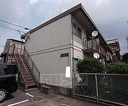 京都府宇治市槇島町一ノ坪の賃貸アパートの外観