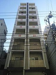 東京都墨田区緑2丁目の賃貸マンションの外観