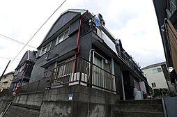 ニューファミリー北柏B棟[1階]の外観