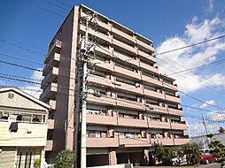 愛媛県松山市北井門1丁目の賃貸マンションの外観